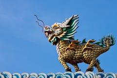 Kilin китайских басен Стоковое Изображение