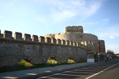 Kilitbahir Castle Stock Image
