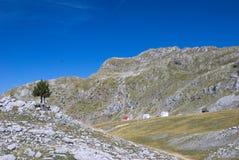 ` Kiljan di Niksin del ` di Ridge vicino al lago Kapetanovo, Montenegro Fotografie Stock Libere da Diritti