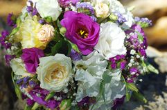 kilka dni ubranie szczęśliwy roczna ślub obraz royalty free
