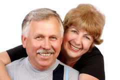 kilka osób starszych fotografia royalty free