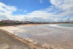 Kilkee, Ireland. Kilkee beach and bay on the Irish coastline Stock Photography