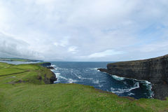 Kilkee Klippen Stockfotos