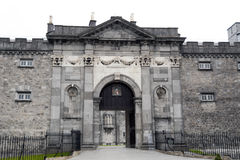 Kilkenny κάστρο, Ιρλανδία Στοκ φωτογραφίες με δικαίωμα ελεύθερης χρήσης