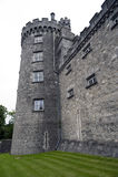 Kilkenny κάστρο, Ιρλανδία Στοκ εικόνα με δικαίωμα ελεύθερης χρήσης