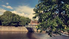 Kilkenny πόλη Ιρλανδία Στοκ φωτογραφίες με δικαίωμα ελεύθερης χρήσης