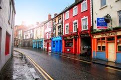Kilkenny-Bars und -Kneipen lizenzfreie stockfotos