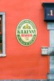 Kilkenny beer logo Royalty Free Stock Images