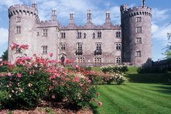 Kilkenny Castle. One of Ireland's most recognisable ancient monuments, 12th century Kilkenny Castle, Co. Kilkenny, Ireland Stock Image