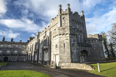 Kilkenny Castle Στοκ εικόνα με δικαίωμα ελεύθερης χρήσης