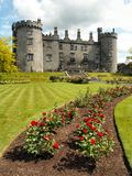 Kilkenny Castle. One of Ireland's most recognisable ancient monuments, 12th century Kilkenny Castle Royalty Free Stock Image