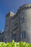 Kilkenny Castle. In summer in Ireland stock images
