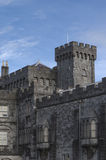 Kilkenny castle facade Royalty Free Stock Photography