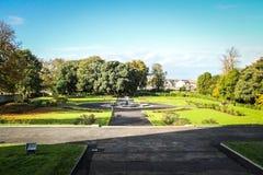 Kilkenny Castle Gardens, Ireland Royalty Free Stock Image