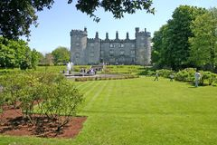 Kilkenny Castle Ireland Royalty Free Stock Images
