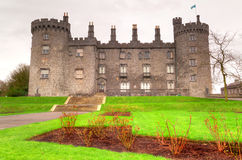 Kilkenny Castle in Ireland Royalty Free Stock Photography