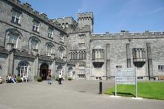 Kilkenny castle, Ireland Royalty Free Stock Photos