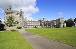 Kilkenny Castle Royalty Free Stock Images