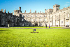 Kilkenny Castle, Ireland Royalty Free Stock Photo