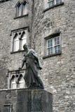 Kilkenny castle, Ireland stock photo