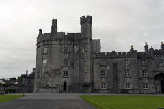 Kilkenny castle, Ireland Royalty Free Stock Photos