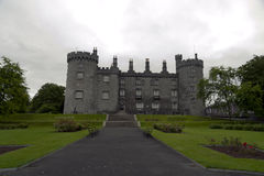 Kilkenny castle, Ireland Royalty Free Stock Images