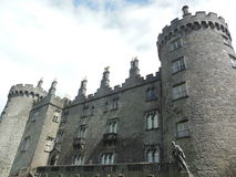 Kilkenny Castle in Ireland Stock Image