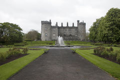Kilkenny Castle, Kilkenny, Co Kilkenny, Ireland Stock Photo