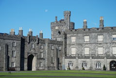 Kilkenny castle. Kilkenny, co. Kilkenny, Leinster, Stock Photo
