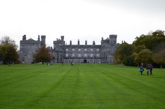 Kilkenny Castle Landscape view from the Garden, Ireland Stock Photo