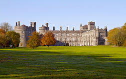 Kilkenny Castle and park Royalty Free Stock Photography