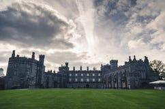 Kilkenny castle Royalty Free Stock Photo