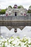 Kilkenny city library reflection Stock Image