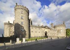 Kilkenny kasztel Obrazy Royalty Free