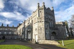 Kilkenny kasztel Obraz Royalty Free