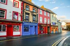 Kilkenny-Kneipen in Irland lizenzfreie stockbilder