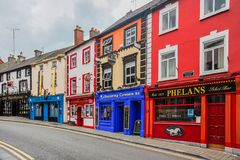 Kilkenny Pubs royalty free stock images