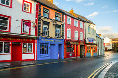 Kilkenny pubs in Ireland Royalty Free Stock Images