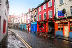 Kilkenny puby i bary Zdjęcia Royalty Free