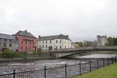 Kilkenny and River Nore, Co Kilkenny, Ireland Stock Photography