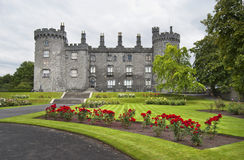 Kilkenny-Schloss Stockfotos