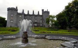 Kilkenny-Schloss, Irland Lizenzfreies Stockbild