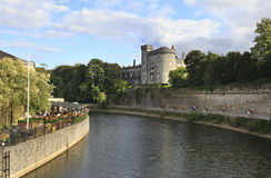 Kilkenny slott Royaltyfri Bild