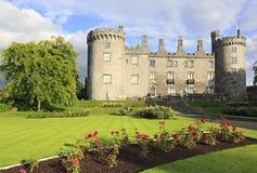 Kilkenny slott Arkivbilder