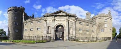 Kilkenny slott Royaltyfria Foton