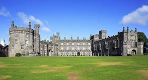 Kilkenny slott Arkivfoto
