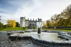 Kilkenny slott Arkivbild