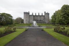 Kilkenny slott, Kilkenny, Co Kilkenny, Irland Arkivfoto