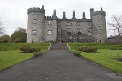 Kilkenny slott, Kilkenny, Irland Royaltyfria Bilder