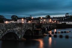Killaloe-Brücke stockfotos